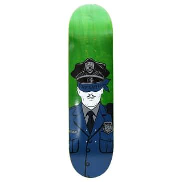 "Doom Sayers - 8.5"" Corp Cop Deck - Green"