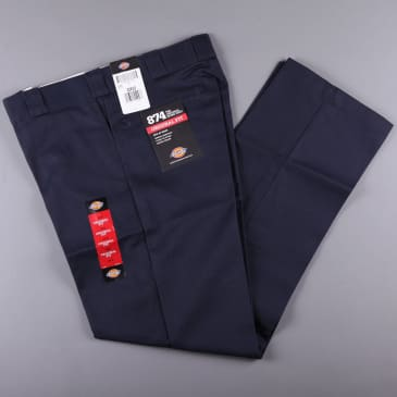 Dickies 'Original 874' Work Pant (Dark Navy)