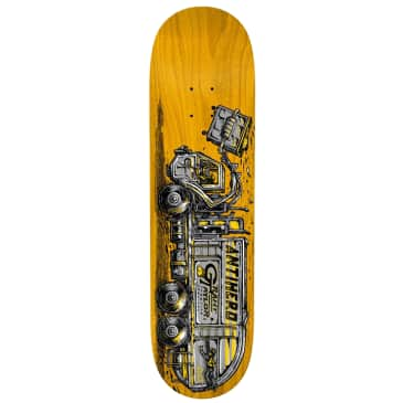 Anti Hero - Taylor Curbside Service - Skateboard Deck - 8.25''