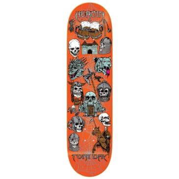 Heroin Day Video City Deck 8.5 x 32