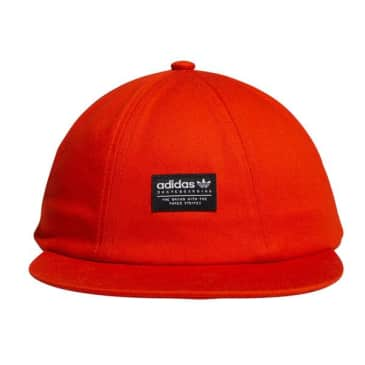Adidas Mod 6-Panel Hat Collegiate Orange