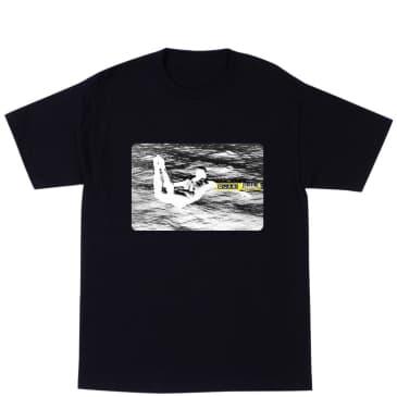 Quasi Diver 8 T-Shirt - Black