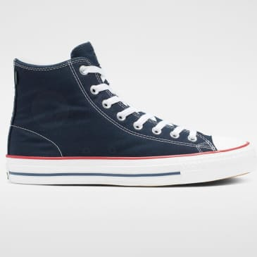 Converse Cons CTAS Pro Hi Obsidian / White / Enamel Red