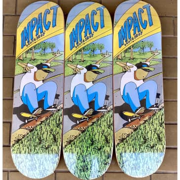 IMPACT Slappy Shop Deck