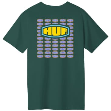 HUF Workmans T-Shirt - Dark Green