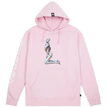HUF x Sarayama Hoodie - Pink