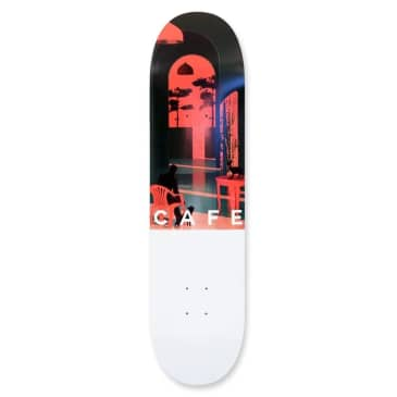 Skate Cafe - Unexpected Beauty Deck (Pink) 8.5
