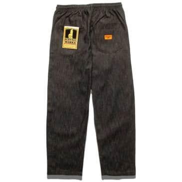 Service Works Classic Chef Pants - Dark Washed Denim