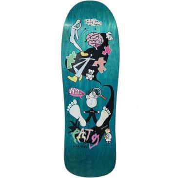 Frog Skateboards Pat Gallaher Nothings Perfect 9.875