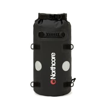 Northcore - Northcore 20L Dry Bag Backpack | Ultimate Wetsuit Dry Bag Black