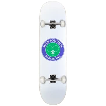Sour Solution - Sour Social Club - Complete Skateboard - 8.25""