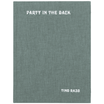 Anthology Editions - Tino Razo - Party In The Back