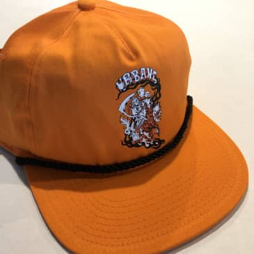 Wolfinater X Urbane Reaper Unstructured Snapback Hat - Multiple Colors