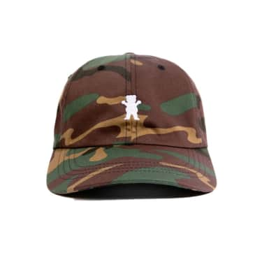 Grizzly - OG Bear Dad Hat - Camo