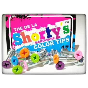 """Shorty's Color Phillips Head Hardware 1"""" ( Multiple Styles)"""