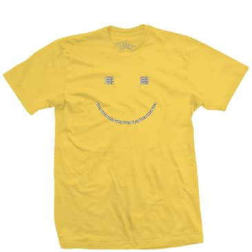Baker Smiley T-Shirt - Yellow