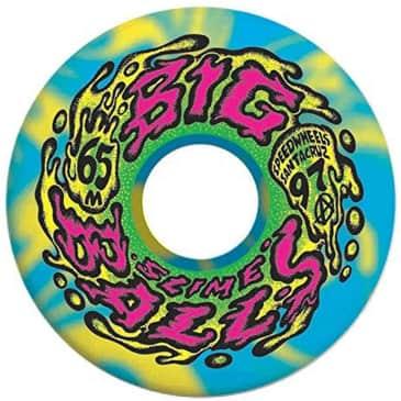 Big Balls Swirls | 97A 65mm