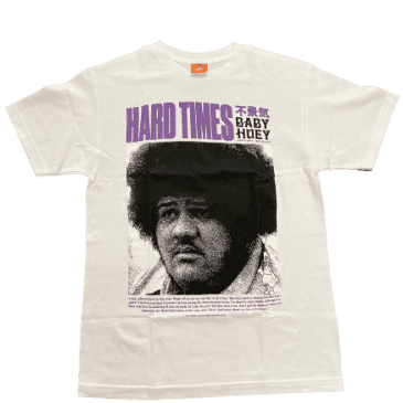 Cold World Frozen Goods Hard Times T-Shirt - White
