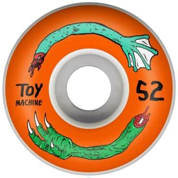 Toy Machine Skateboard Wheels   Fos Arms 52mm