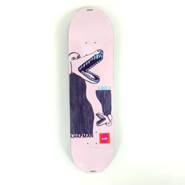 Uma Skateboards Two Barks Cody Chapman Deck 8.38""