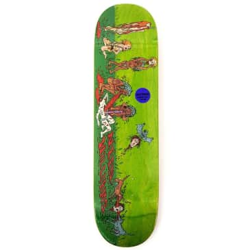 Deathwish Neen Cannibal Village Skateboard Deck - 8.38