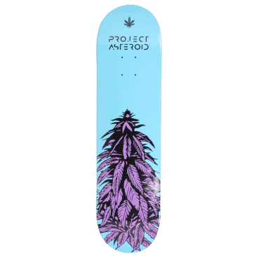 Project Asteroid Purple Bud Deck 8.2""