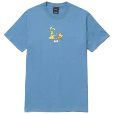 HUF Best Friends T-Shirt - Colonial Blue