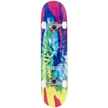 """Enuff - Enuff Skateboards Tie-Dye Complete   7.75"""""""