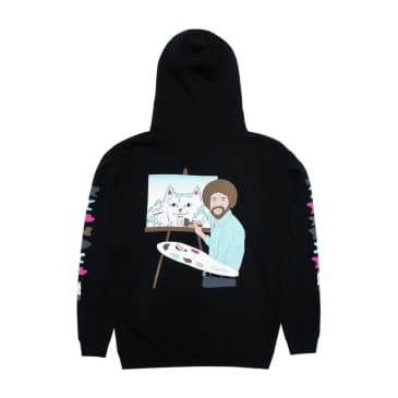 Rip N Dip Beautiful Mountain Hoodie - Black