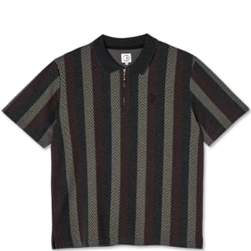 Polar Skate Co Jacques Polo Shirt - Multi