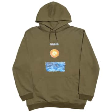 Come To My Church ZOOTOPIA Hoodie - Green