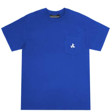 Call Me 917 Legs Pocket T-Shirt - Royal