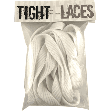 Tight Flat Laces 45""