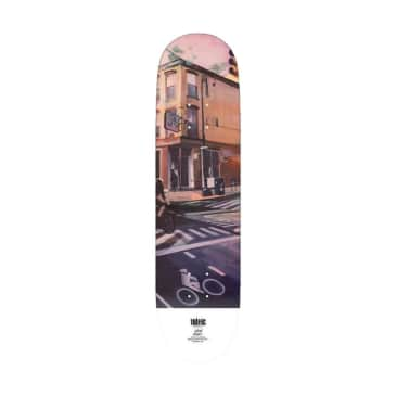 Traffic Driggs and Manhattan Ave Matchless Deck 8.25
