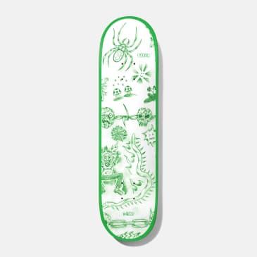 """Baker T-Funk Lunacy Skateboard Deck - 8.38"""""""