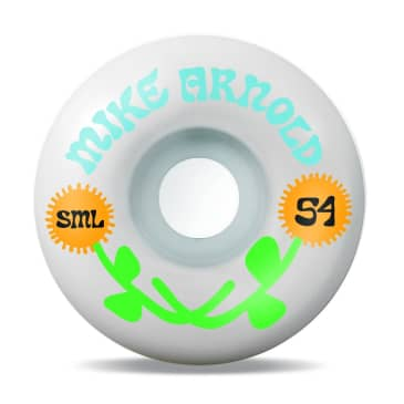 Sml Wheels - SML Mike Arnold The Love Series V-Cut 54mm Wheel Set