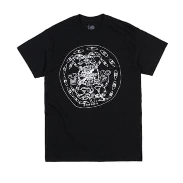 Otherness - Mandala Tee - Black