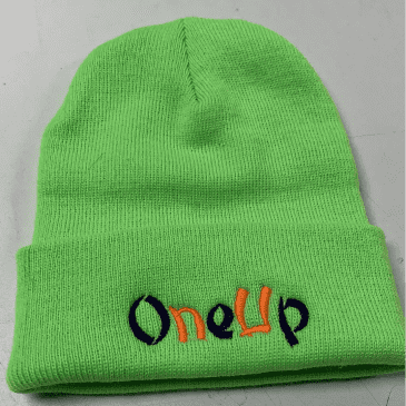 One up beanies