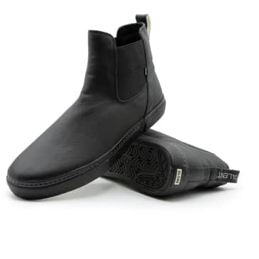 Globe Dover II x Wasted Talent Shoes - Black/Wasted Talent