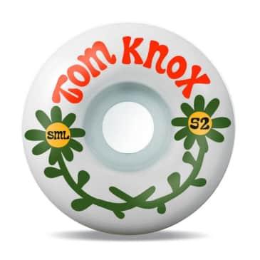 sml. Wheels Tom Knox The Love V-Cut Skateboard Wheels - 52mm