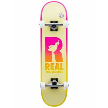 Real Be Free 8.0 Complete Skateboard