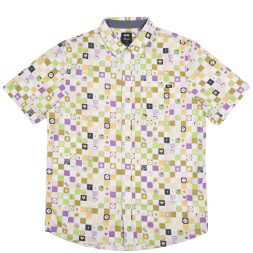 Vans x Frog Short Sleeve Button Shirt - Multi