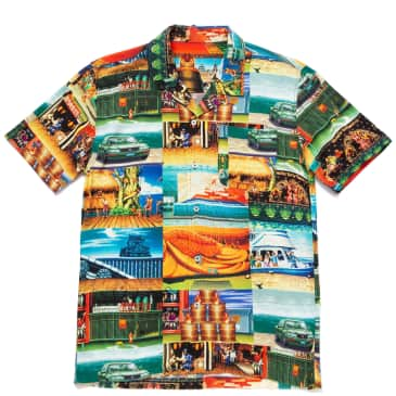 HUF x Street Fighter Resort Shirt - Multi