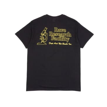 Rave Research Facility T-Shirt - Black