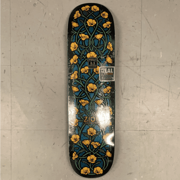 Real Skateboards Zion Intertwined R1 Deck 8.5