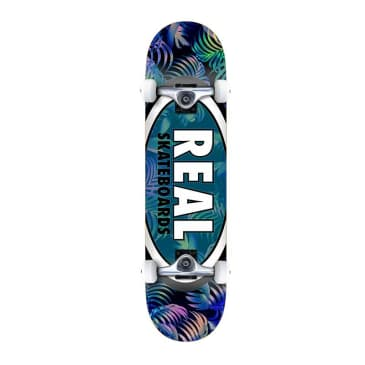"""REAL Tropic Ovals II 7.5"""" Complete"""