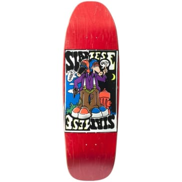 Siamese (Red) Deck 9.62