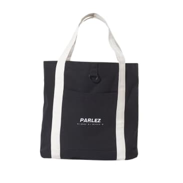 Parlez Cutter Tote Bag - Black