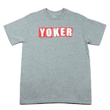 Focus Yoker T-shirt - Sport Grey