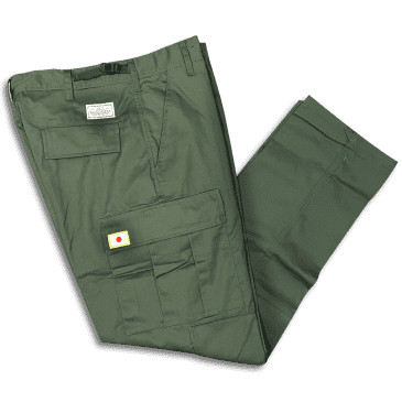 No-Comply Cargo Pants -Japan- Olive